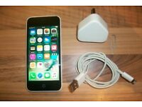 £55 iphone 5c white 8gb on EE good 100% working condition pick up my home in chatham