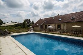 3 Luxury Holiday Homes/ Cottages/ Gites WITH POOL South West France Book now for SUMMER 2017