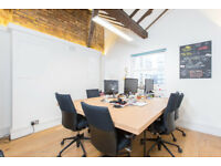 Shoreditch E1 - Office Up to 6 people - Flexible terms - Newly refurbished