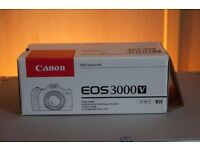 35mm film Camera Kit Canon EOS3000V Body EF28-90 F4 – 5.6 MK3Zoom Len