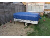 1986 conway xl trailer tent