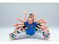 Freestyle 'pop dance' class
