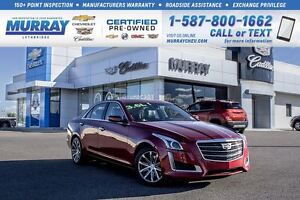 2016 Cadillac CTS 3.6L Luxury Collection **Loaded! Low Mileage!*