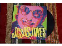 Jesus Jones vinyl. Food Let us prey