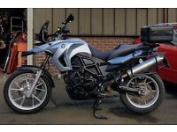 BMW F800 GS (F650GS) 800cc twin cylinder full power model