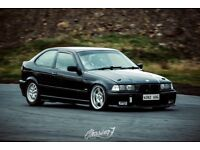 Bmw E36 Compact 2.5 M52 Drift