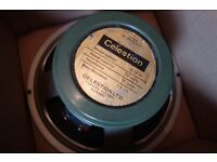 "1970.s celestion greenback G12m 12"" working and tested"