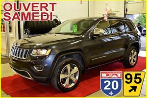 2016 Jeep Grand Cherokee LIMITED * CUIR * TOIT * NAV