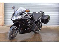 Triumph SPRINT ST 1050 2008, 19945 miles