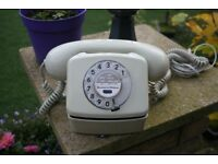 Vintage Phone BT776 with ringer, Retro phone