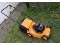 Petrol Lawnmower - lightweight - Just serviced
