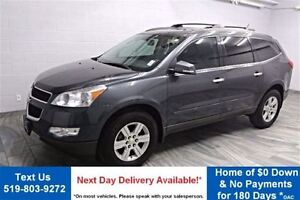 2011 Chevrolet Traverse AWD 7-PASS! QUAD CAPTAIN CHAIRS! REVERSE