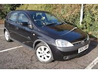 2003 Vauxhall Corsa 1.2 sxi, 5door, LONG MOT, drives GREAT £475 BARGAIN!!!!!