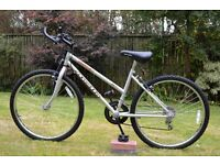 """Ladies Apollo Juice Bike, Bicycle. Great Condition, 16"""" Frame. 26"""" Wheels. 10 Speed Shimano Gears"""