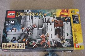 Lego Lord of the rings 9474 Battle of helms deep