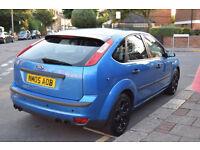 Ford Focus 1.6lx, Manual, 12 Month MOT, Bluetooth, Black Alloy Wheels, Amazing Speakers