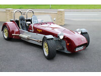 Tiger Kitcar with 2ltr ford engine
