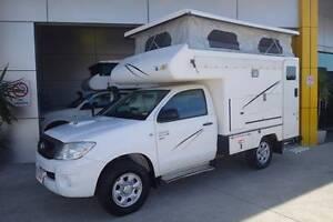 2011 Talvor Toyota Hilux Adventure Camper Northgate Brisbane North East Preview