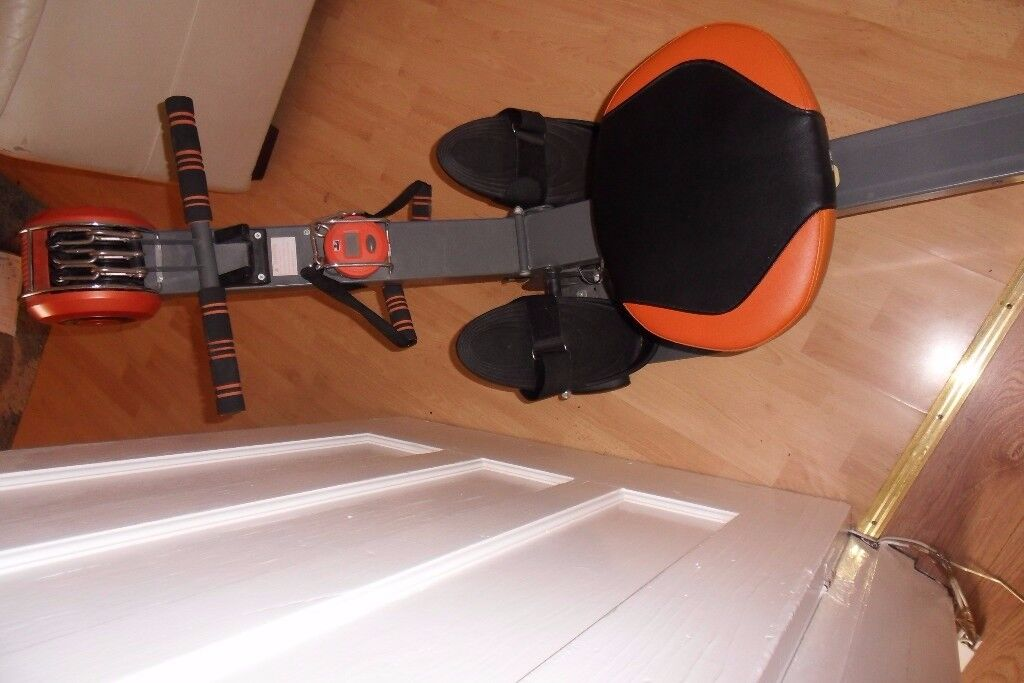 Body Sculpture Rowing Machine-Folds Upright For Storage