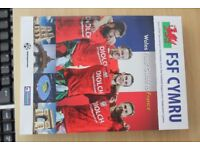REDUCED TO ONLY 99p FSF CYMRU WALES FAN GUIDE TO FRANCE for the 2016 Euro Tournament.