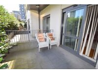 Luxurious One bedroom flat in Chelsea SW6. Stunning balcony and underground parking. Imperial wharf