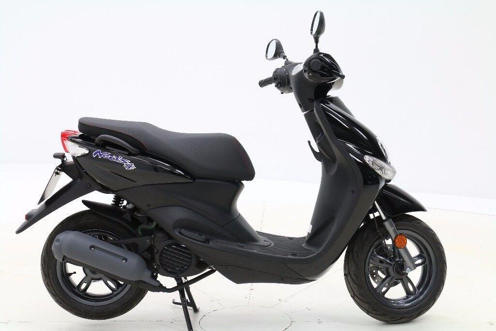 2017 Pre Registered Yamaha Neo's4 50cc