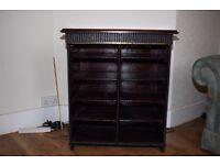 French antique storage cabinet