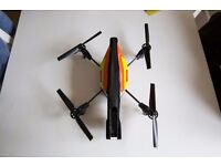 Parrot AR Drone 2.0 with Sport Hull