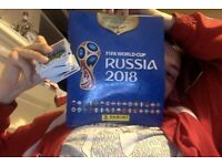 Panini Russia World Cup 2018 Stickers for sale and wap