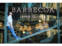 Commis Waiters - Jamie Oliver's Barbecoa, London