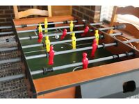 Table top Table Football Game - Good condition - lots of fun for children, especially younger ones