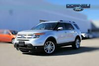 2015 Ford Explorer LIMITED Park assist - Heated seats - Leather
