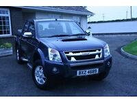 Isuzu Dmex 4x4 Double Cab Pick Up