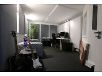 Studio timeshare: 3.5 days a week £575pcm - Music Recording & production in West London 24 hr access