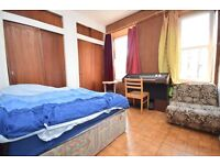 Furnished room, sitting room, kitchen, bathroom, double glazing, close to banks, shops, University