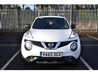 Nissan Juke ACENTA PREMIUM DCI (white) 2016-01-01