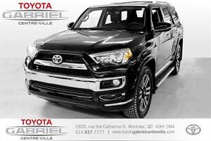 2016 Toyota 4Runner Limited  TOIT+GPS+CUIR