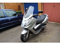 2008 Peugeot Satelis 250 scooter