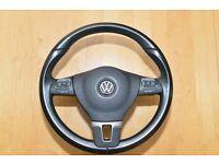 VW Caravelle 2012 steering wheel & airbag