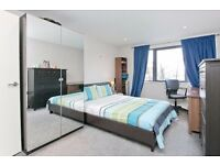 3 DOUBLE BEDROOM FLAT WITH BALCONY IN PRIVATE DEVELOPMENT MINUTES FROM WARREN STREET & EUSTON!