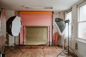 Gorgeous Self Contained Studio Workspace -Stokes Croft