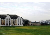 Well presented first floor 2 bed apartment (master en-suite), situated on the sea front of Nairn.