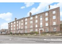 A two bedroom top floor apartment in Kingston. Norbiton Hall.