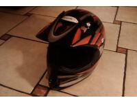 Spada motorcross / Quad Helmet XS 53-54cm (7+ years)