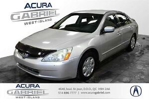 2003 Honda Accord LX Sedan AT AUTO+A/C+RADIO CD+++