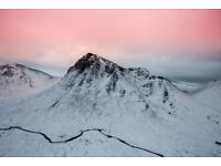 Scottish Landscape Prints A2, A3, A4 sizes