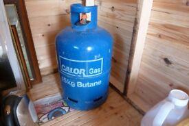 15 kg Calor Gas Bottle FULL