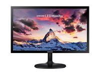 Samsung Monitor S19F355 Perfect Condition