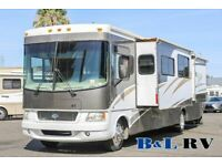 2007 Ford Super Duty F-550 Motorhome  40429 Miles  Specialty Vehicle 10 Cylinder