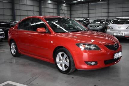 2004 Mazda Mazda3 Maxx Sport Sedan Derrimut Brimbank Area Preview